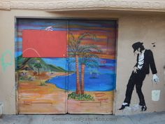 micheal jackson balmy alley murals ~ Join the Seen In San Francisco Facebook group to share your SF photos and videos or to enjoy the pics and videos in your Facebook feed: https://facebook.com/groups/seeninsanfrancisco