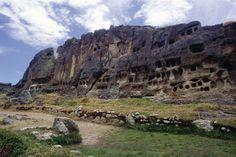 Ventanillas of Otuzco.Cajamarca Peru