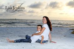Sunset Photo Session of Mother Son Toddler Beach Photography, Mother Son Photography, Mother Son Pictures, Family Beach Pictures, Cruise Pictures, Boy Photo Shoot, Beach Poses, Beach Portraits, Photo Sessions