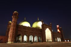 The Badshahi Mosque, or the 'Emperor's Mosque', in Lahore is the second largest mosque in Pakistan and South Asia and the fifth largest mosque in the world. It is Lahore's most famous landmark and a major tourist attraction epitomising the beauty, passion and grandeur of the Mughal era. Construction of the Badshahi Mosque was ordered in May 1671 by the sixth Mughal Emperor, Aurangzeb.