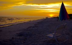 The end of another beautiful day on Sanibel Island!