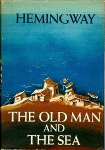 Love this Hemingway cover. Never read the book though!