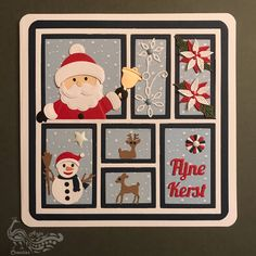 Best 12 Read about Homemade Christmas Cards How To Make Christmas Tree, Christmas Card Crafts, Homemade Christmas Cards, Christmas Scrapbook, Xmas Cards, Diy Cadeau Noel, Marianne Design Cards, Making Ideas, Card Making