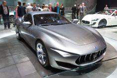 Maserati Alfieri Concept - 2014 | by Perico001