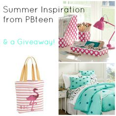 Summer Inspiration from PBteen - and a Giveaway! - Tweenhood