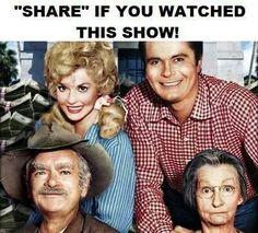 Beverly Hillbillies! I've seen a few of them