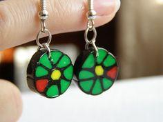 ICQ earrings