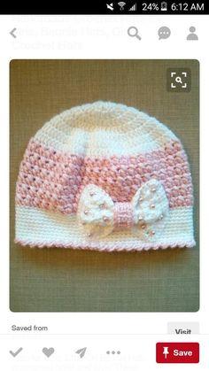Handmade Crochet Hats for girls 711ae124a39a