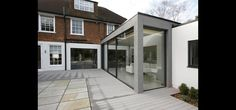 Uphill Road | Contemporary Extension | IQ Glass