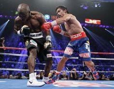 Manny Pacquiao vs. Timothy Bradley Jr.