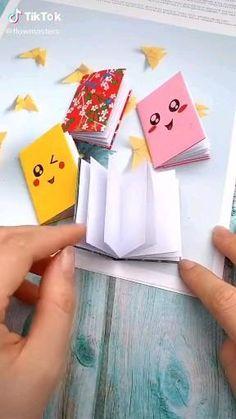 Diy Crafts Hacks, Diy Crafts For Gifts, Creative Crafts, Crafts For Kids, Diy Projects, Easy Crafts, Summer Crafts, Decor Crafts, Cool Paper Crafts