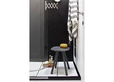 Tabouret pour salle de bain Eclisse viood nude chez www.ksl-living.fr