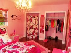Elegant Best Hello Kitty Bedroom Decor Part 16