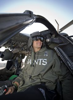 Jimmy Graham spending time with troops as part of the NFL-US Tour. Click the photo for more photos!