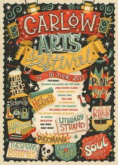 https://www.behance.net/gallery/7727715/Carlow-Arts-Festival-Poster