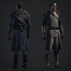The Order 1886 Team Post