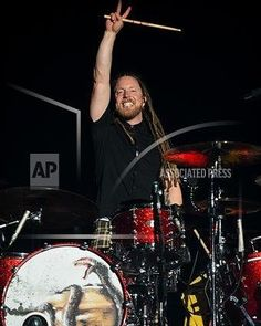 Good morning everyone! @BKerchofficial in London #CarnivalofMadnessUK #Shinedown #BarryKerch
