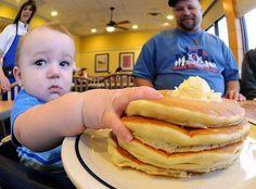 IHOP set to serve free pancakes on National Pancake Day