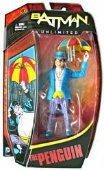 Batman Unlimited: The Penguin action figure (Mattel/2012) Only $14.97