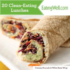These low-calorie lunch recipes help you clean up your diet.
