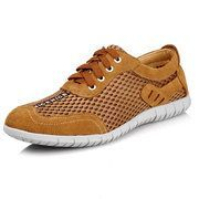 Big Size Mesh Breathable Light Holllow Out Slip On Casual Shoes For Men - NewChic Mobile
