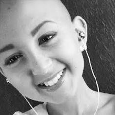 Meet this 13 years cancer girl,  Talia Castellano