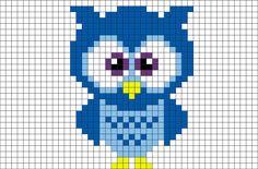 Tiny Cross Stitch, Cross Stitch Charts, Cross Stitch Designs, Cross Stitch Patterns, Pixel Pattern, Pattern Art, Pixel Art Animals, Crochet Pixel, Image Pixel Art