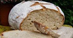 Przepyszny i bardzo prosty do upieczenia chleb na co dzień z chrupiącą skórką i wilgotnym sprężystym miąższem. Chleb pszenno - żytni na...