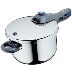 WMF 惟妙坊 PERFECT PLUS系列 不锈钢压力锅(带有孔蒸屉)4.5L(0793126040)