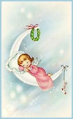 Old Time Christmas, Christmas Card Images, Vintage Christmas Images, Old Fashioned Christmas, Christmas Past, Retro Christmas, Christmas Pictures, Xmas Cards, Christmas Angels