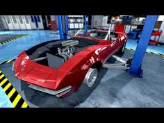 CAR MECHANIC SIMULATOR 2015 Trailer - YouTube