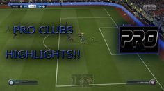Pro Club Match Highlights Fifa 15