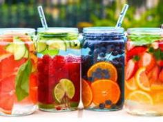 3 Drink Recipes for Detox and Cleansing