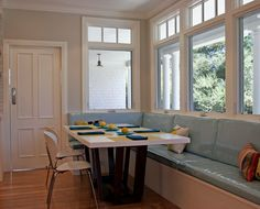 Trend 6 Kitchen With Breakfast Nook On Interior Photos Of Kitchens And Breakfast Nooks