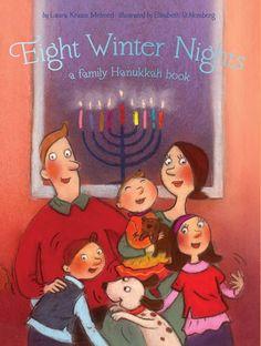Eight Winter Nights: a Family Hanukkah Book