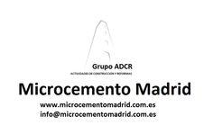 Carta de Colores - Microcemento Madrid
