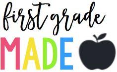 First Grade Made
