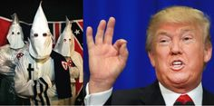 Trump just gave a green light to white supremacy and neo-Nazi groups across the nation.