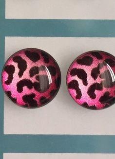À vendre sur #vintedfrance ! http://www.vinted.fr/accessoires/boucles-doreilles/28978484-boucles-doreilles-leopard