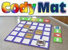 CodyMat il tappeto educativo per il coding - Unidida Soluzioni per la didattica multimediali