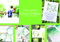 Ceux qui aiment la #nature , le thème #champêtre, la #simplicité , pourquoi ne pas réaliser une décoration basée sur le #Vert ? Il s'accorde parfaitement avec le #doré pour donner un côté #chic à votre #mariage ou avec le #blanc pour rester dans la #simplicité. Cette épingle est dédiée au faire-part. #Jennyshappenings #WeddingPlanner #EventPlanner Wedding Event Planner, Green Wedding, Polaroid Film, Shit Happens, Nature, Books, Inspiration, Save The Date Cards, White People