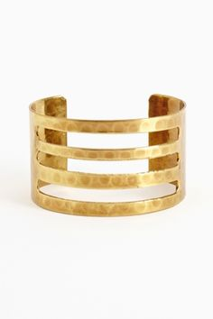 Metal Maverick Cuff