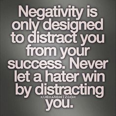 negativity is only designed to - Google Search