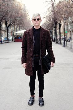 Looking for my street style