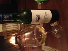 Chateau de Fieuzal - White Pessac Leognan (Bordeaux) - 2005 One of my favorite white Pessac, extremely mineral, long en bouche and very elegant Bordeaux, Minerals, Wine, My Favorite Things, Elegant, Drinks, Bottle, Classy, Drinking