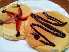 Tortitas americanas o pancakes Brunch, Ethnic Recipes, Food, Breakfast, American Pancakes, Food Cakes, Deserts, Eten