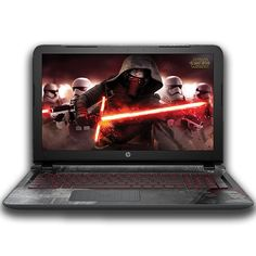 Amazon.com: HP Star Wars Special Edition 15-an050nr 15.6-Inch Laptop (Intel Core i5, 6 GB RAM, 1 TB HDD): Computers & Accessories