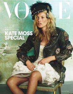 Kate Moss, Green