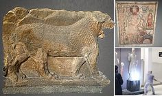 'Cyber archaeology' rebuilds lost treasures