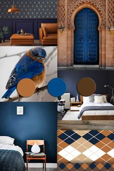 COLOR TRENDS 2021 starting from Pantone 2020 Classic Blue Disclosing the hottest color trends for 2021 starting from an analysis on Pantone 2020 Classic Blue color matches - ITALIANBARK Interior Ikea, Home Interior Design, Studio Interior, Nordic Interior, Apartment Interior, Interior Paint, Interior Styling, Room Colors, House Colors